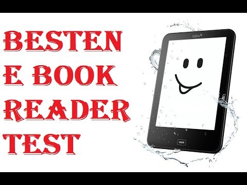 Besten E Book Reader Test 2020