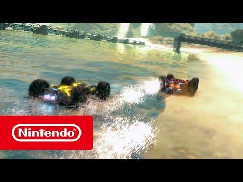 GRIP - Announcement Trailer (Nintendo Switch)