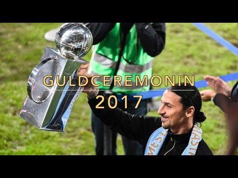 MALMÖ FF:s GULDCEREMONI | 5 NOVEMBER 2017 | LEGENDARER PÅ PLATS | TVÅ STJÄRNOR | HD