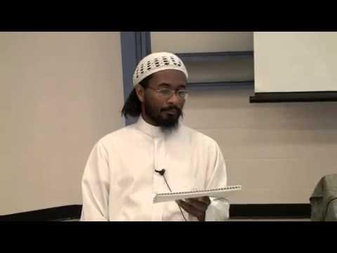How to give shahada in 10 minutes by Shaikh Kamal al Makki (Part 6 of 8)