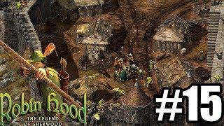 POJEDYNEK Z SCATHLOCKIEM! BITWA O DERBY! - Let's Play Robin Hood Legenda Sherwood #15