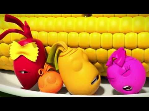 Про кукурузу мультфильм