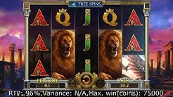 STORY OF HERCULES slot by Spinomenal