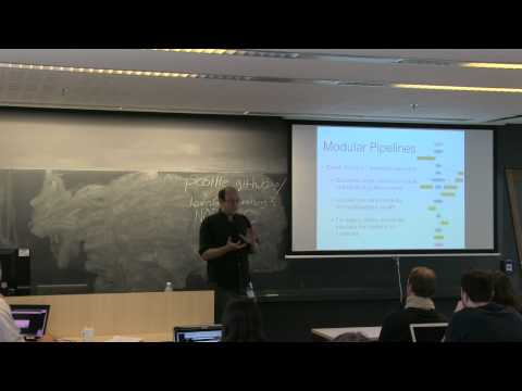 Joe Zuntz - Multilingual Python plugin architecture for cosmology