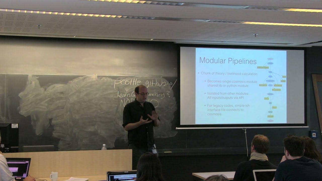 Image from Joe Zuntz - Multilingual Python plugin architecture for cosmology