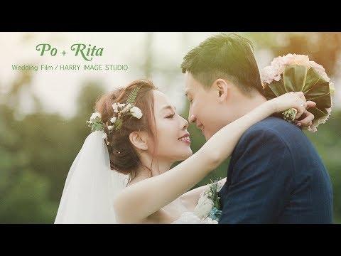 Po+Rita 婚禮錄影MV