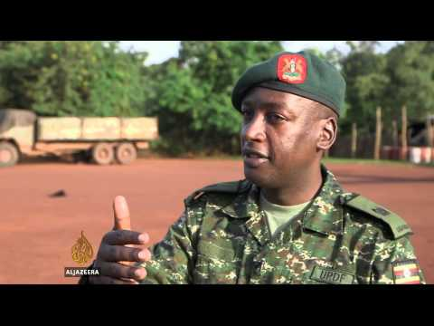 LRA deserters surrender to Uganda army