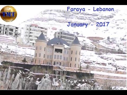 Amazing Faraya Lebanon