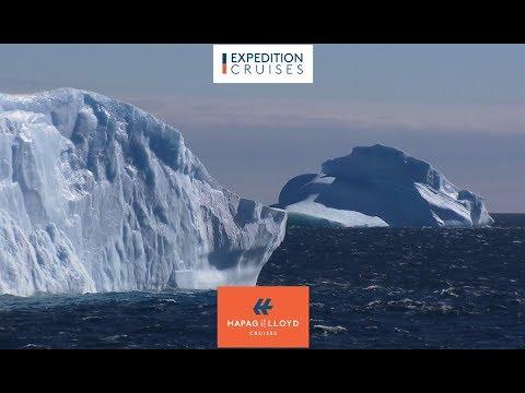 Sehnsuchtsziel Antarktis - Hapag-Lloyd Cruises