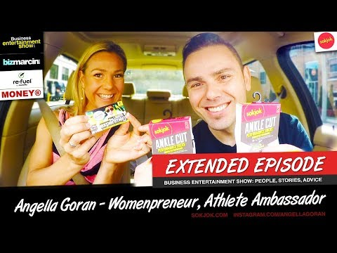 WHY IT SOCKS TO BE A MILLIONAIRE - Marcin Migdal Interviews Angella Goran for Uber Experiment Show