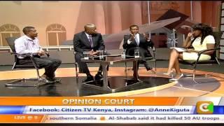 Opinion Court: Makueni Politics