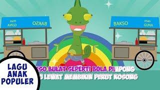 Abang Tukang Bakso - Lagu Anak Populer Kartun Lucu Upin ipin Versi Baru