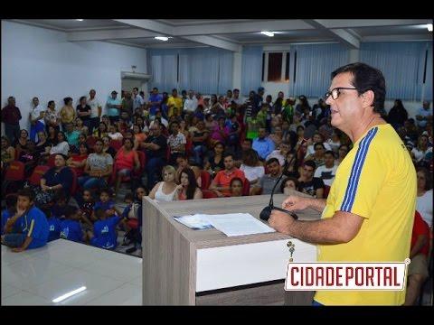 Pedro Marques na Tribuna da Câmara de Goioerê - Cidade Portal