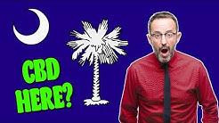 CBD In South Carolina - Is CBD Oil Legal In SC?