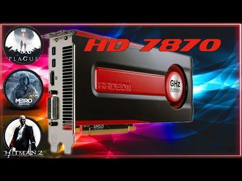 Radeon HD 7870 в современных реалиях