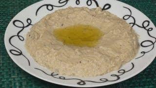 Baba Ghanoush Recipe