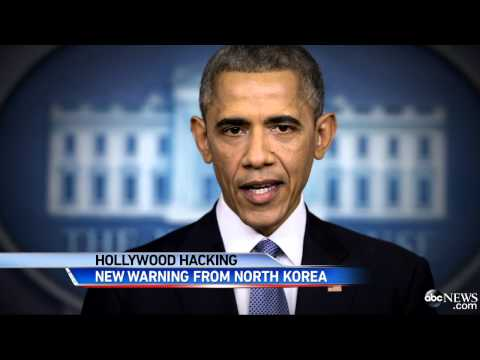 North Korea Says Obama Is Behind Hollywood Hacking