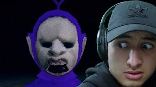 So I tried playing some Horror Games... It did not go well (Jumpscare Compilation)