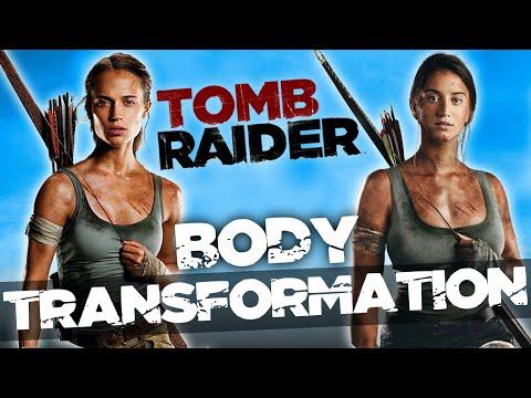 I Trained Like Lara Croft: Tomb Raider For 45 Days