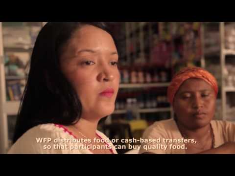 WFP in Colombia: Rebuilding lives to live in peace