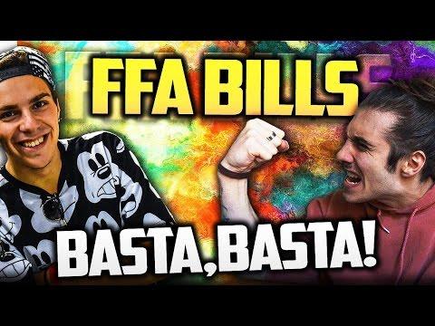 """""""FFA BILLS #4 CON BLUR"""" (5 TRICKSHOTS!) MW2!!"""