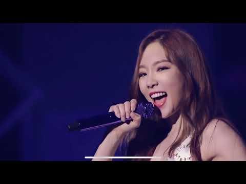's... Taeyeon Concert Kihno Video - テヨン Stay