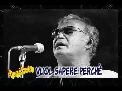 Franco Califano - Non so vivere a metà (karaoke - fair use)