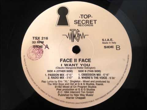 Face II Face - I Want You