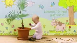 LeoStickers® - Adesivi Murali per la Cameretta, Stickers Bambini. SPOT TV: Dai vita ai suoi sogni