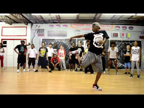 Big Sean - Marvin Gaye and Chardonnay Choreography By Smart Mark