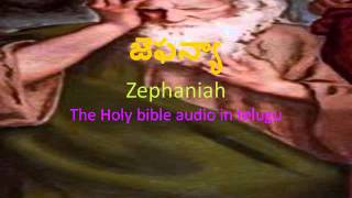 Zephaniah (జెఫన్యా)_ The Holy Bible audio in telugu.wmv