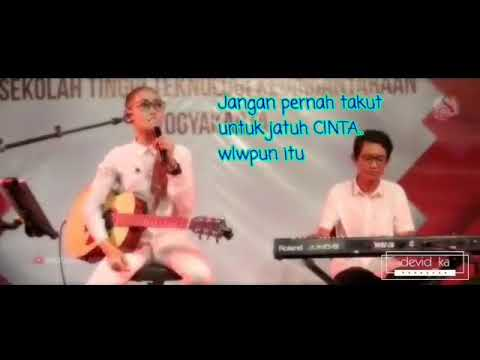Zigaz - Sahabat Jadi Cinta ( Cover By Nufi Wardana )