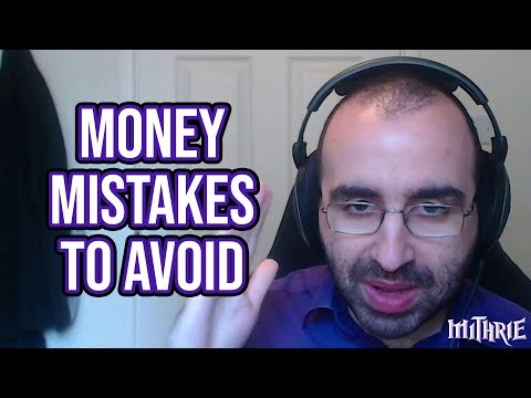 Mithrie VLOG #6 Easy Money Mistakes To Avoid