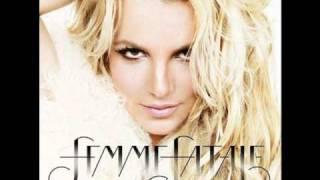 Britney Spears - Criminal (FEMME FATALE) HQ