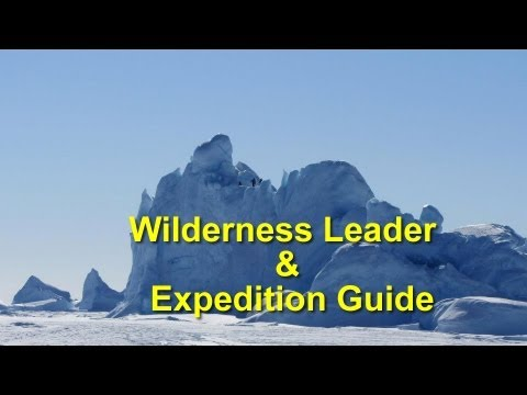 Wilderness Leader & Expedition Guide bloques formativos 1