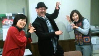 第1回目のゲストは盛岡の老舗、双鶴本舗 丸基屋の佐々木栄一さん(3月2日放送)
