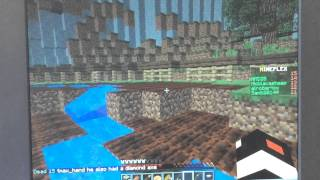 Minecraft Hunger games Mouse and Keyboard Challenge: BEST RUN OF 2K15!!