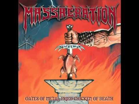 Massacration - Metal Is The Law
