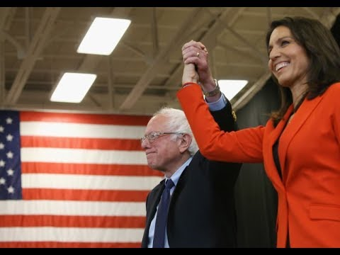 Is Tulsi Gabbard About To Announce An Insurgent Presidential Run?