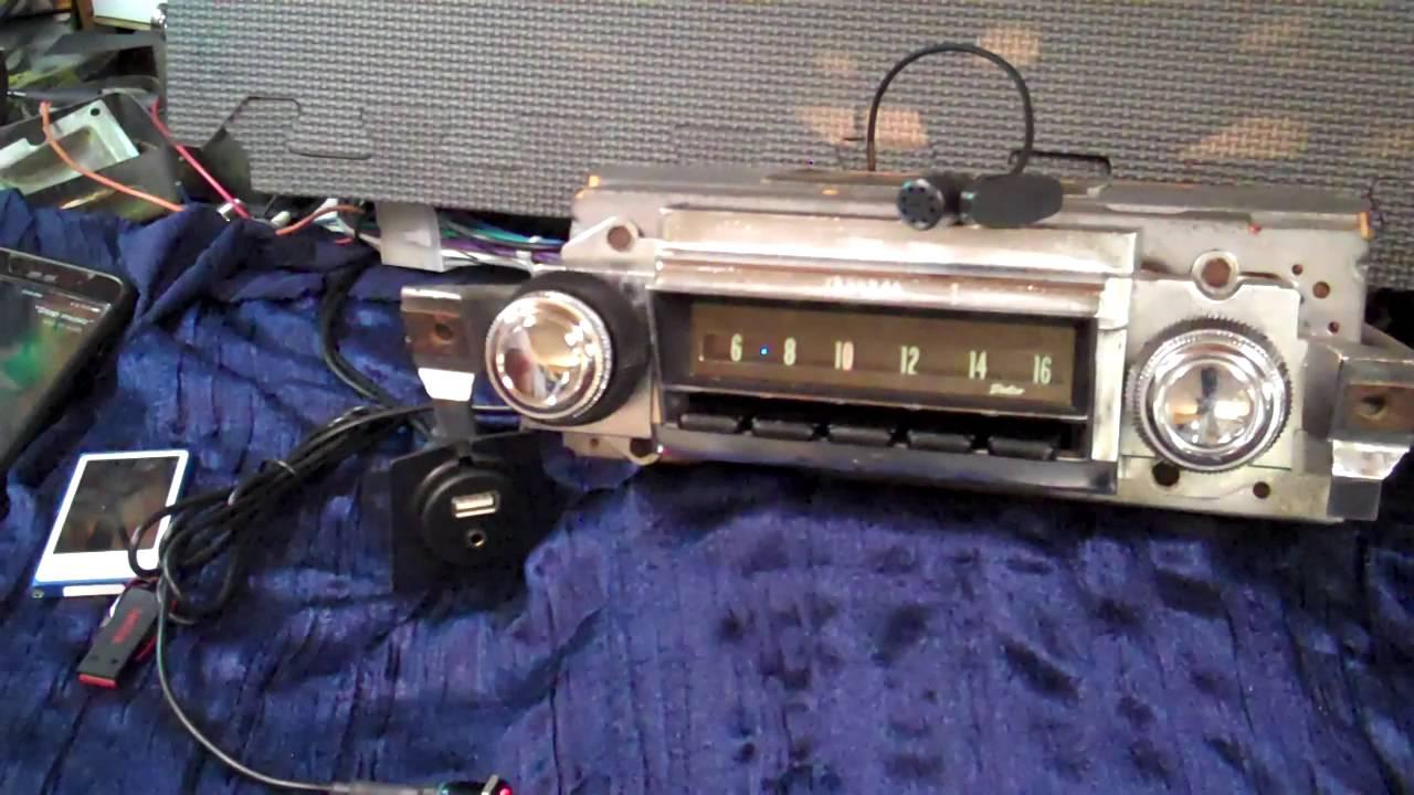 R and B Vintage Radio Home
