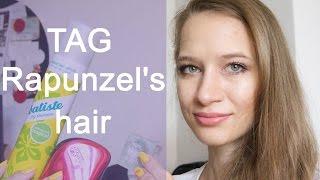TAG: Современная Рапунцель | Rapunzel's hair