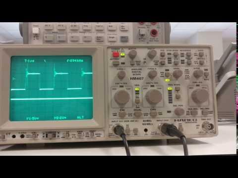 Señal modulada mediante mediante VCO