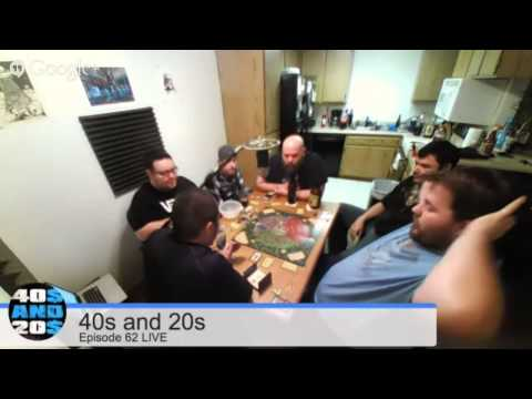 40s and 20s LIVE Episode 62