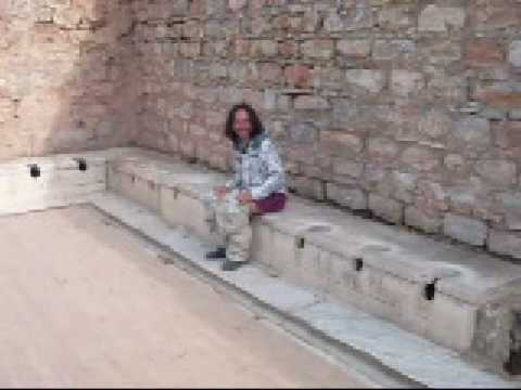 2008 12 Roman Toilet Youtube