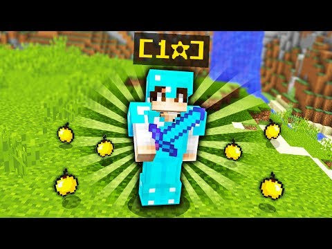 My first time playing Hypixel UHC...