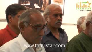 Tamil Celluloid Series Photo Exhibition Function
