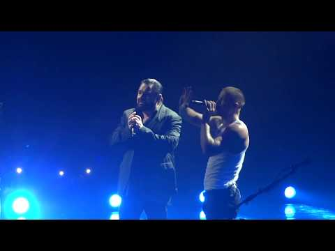 Imagine Dragons & Marian Gold - Forever Young (Alphaville Cover) (Vienna, Austria 15 April 2018) HD
