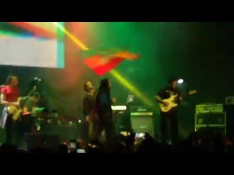 Legal - Alerta Kamarada - Concierto Manu Chao - Bogotá 2016