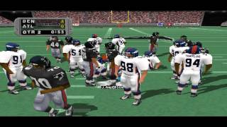 Madden NFL 99 PS1 Gameplay HD