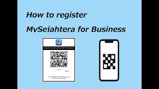 How To Register Mysejahtera For Business Make Qr Code Not For User For Store Restaurant Etc Youtube